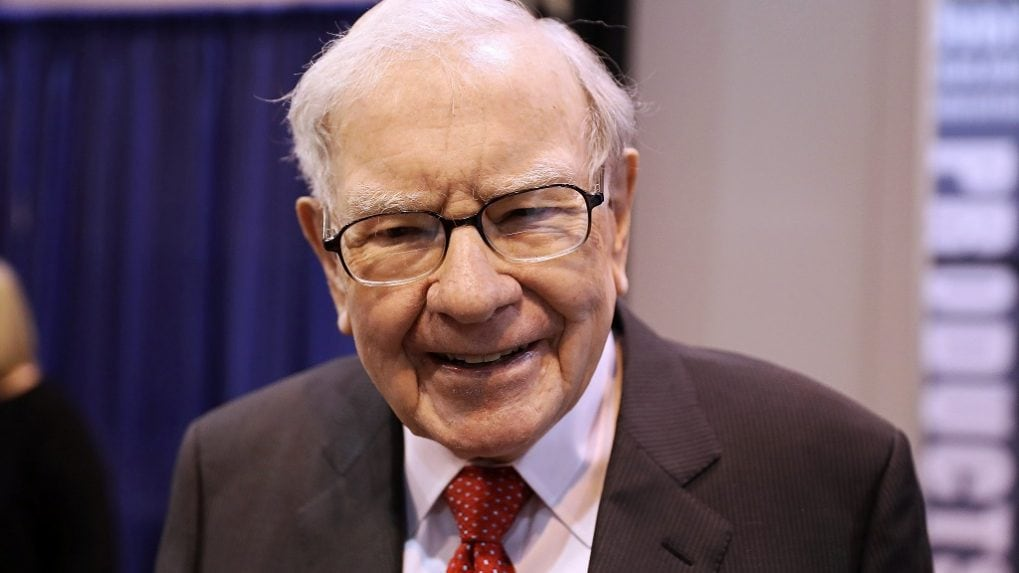Warren Buffett's Berkshire Hathaway increases bet on Amazon
