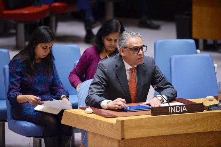 India's UN envoy Akbaruddin explains how he took on Pakistan's offensive on Kashmir and Article 370