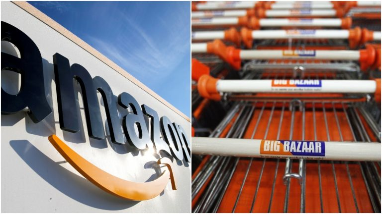 Amazon in advanced talks to buy upto 10% stake in Future Retail