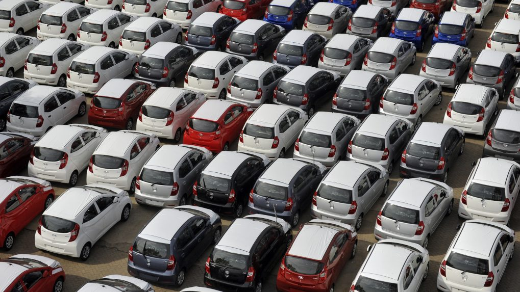 Nomura expects August auto sales to slide on weak demand