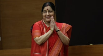Twitterati's favourite Sushma Swaraj passes away: Here are some of her popular tweets