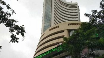 Opening Bell: Sensex falls over 400 points, Nifty below 14,800; banks, metals decline