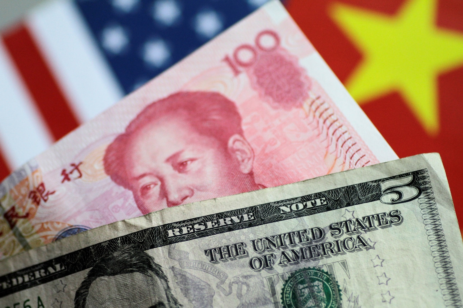 5. US-China's Boiling Trade War: A year-long US-China trade war boiled over on Monday as Washington accused Beijing of manipulating its currency after China let the yuan drop to its lowest point in more than a decade. The US Treasury Department announced late on Monday that it had determined for the first time since 1994 that China was manipulating its currency, knocking the US dollar sharply lower and sending gold prices to a six-year high. (Image: Reuters)