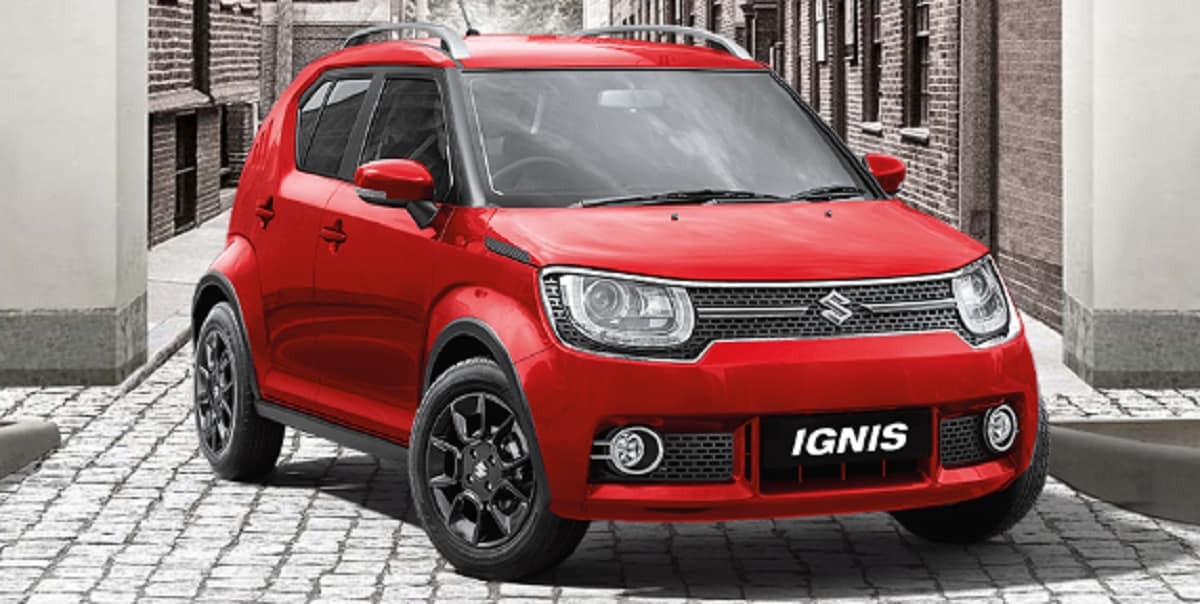 2: At second position is another Maruti product, i.e. Ignis. The model saw over 46 percent decline in sales in July when it sold only 1,563 units in comparison to 2,911 in June. (Image Source: nexaexperience.com)