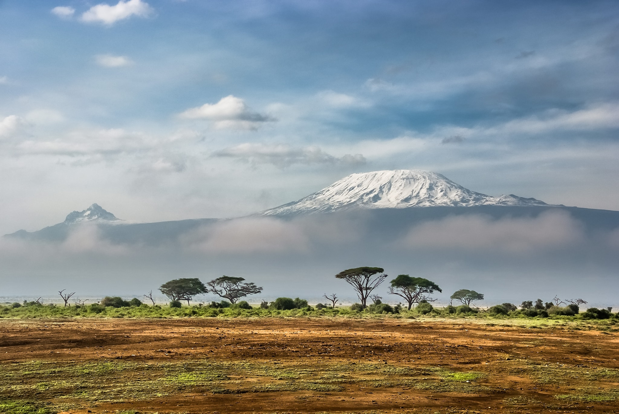 Snows of Kilimanjaro: Kilimanjaro is known for its exotic snow-capped top. However, due to increased global warming and climatic changes, more than 85 percent of the ice cover on Africa's highest mountain has melted, and it's only a question of time before the rest melts away too. The latest prediction suggests 2020 as the last time glacier ice will be there.