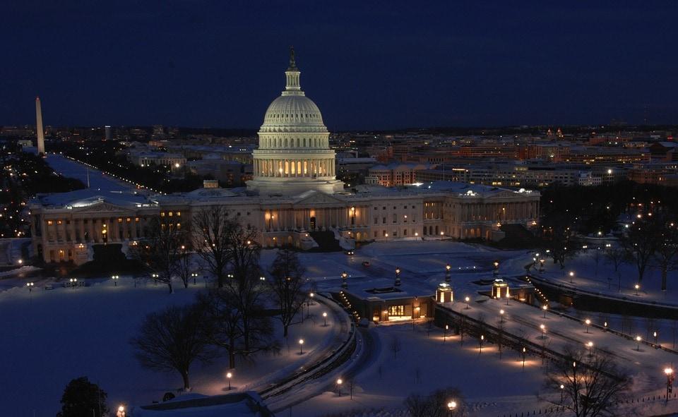 #7. Washington DC, USA: Score: 87.6 (Image: AP)