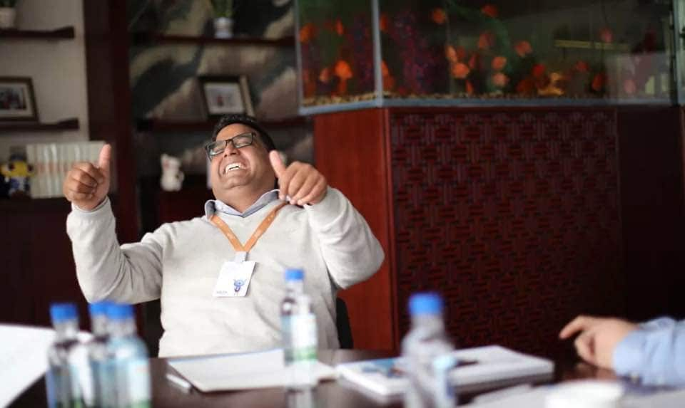How Paytm founder Vijay Shekhar Sharma went from affording just one meal a day to India's cashless king