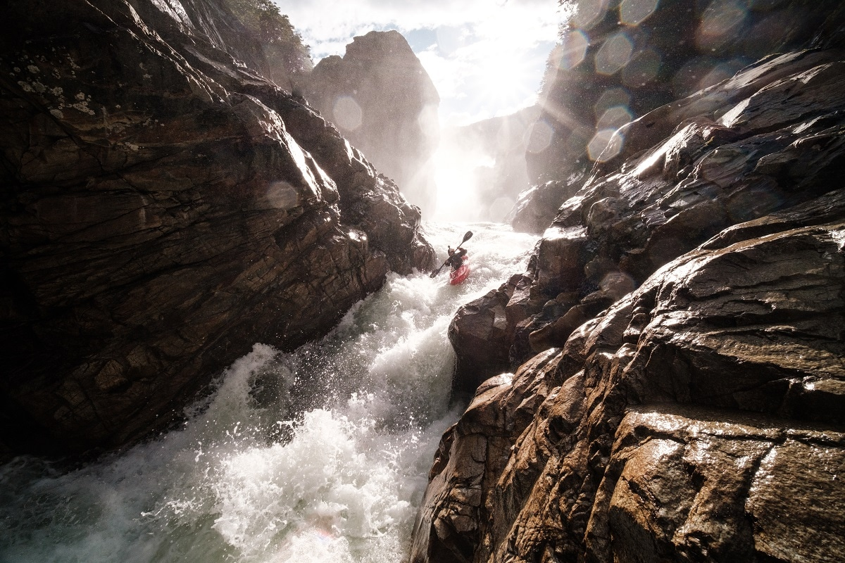 For over two months the team kayaked nine rivers, garnering four first descents and the second human-powered descent of the Pasqua - one of Patagonia's largest rivers. (Reuters/ Erik Boomer / Red Bull Content Pool)