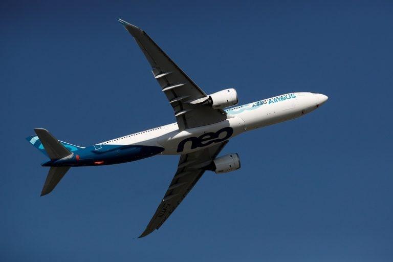 Airbus revises up jet demand, warns of 'lose-lose' tariff war