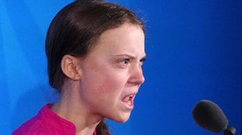 Teenager GretaThunberg angrily tells UN climate summit 'you have stolen my dreams'