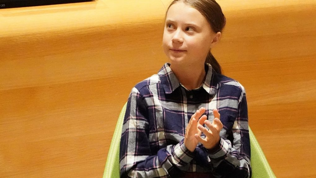 Greta Thunberg 'a bit surprised' to be Time Person of the Year