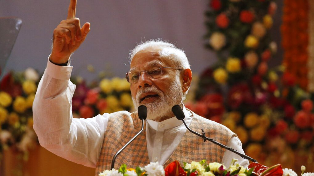 PM Modi praises Khattar and Fadnavis on assembly poll performance, says elected again is a big thing