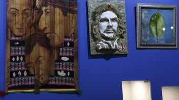 A museum in Bolivia pays homage to President Evo Morales