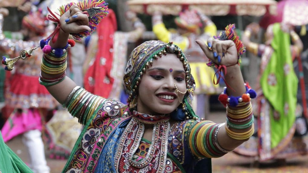In pictures: Devotees prepare for Navratri and Durga Puja festivities