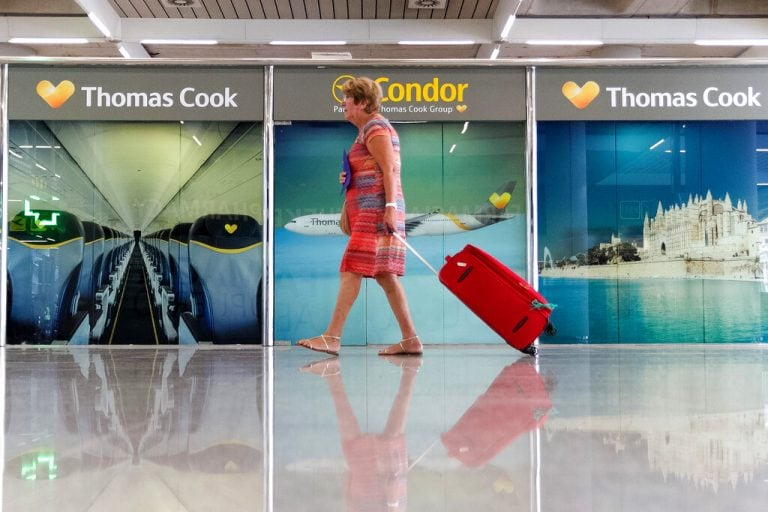 Vacations upended, jobs lost as UK's Thomas Cook collapses