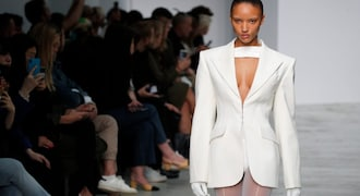 Quirks and provocations define Paris Fashion Week shows