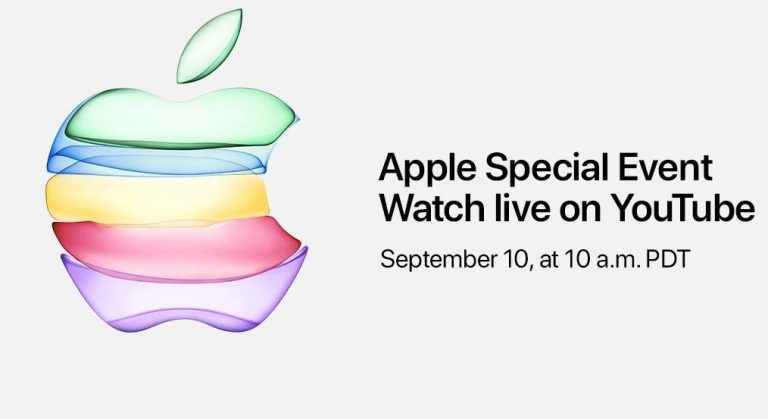 For the first time in history, Apple to stream iPhone 11 event on YouTube