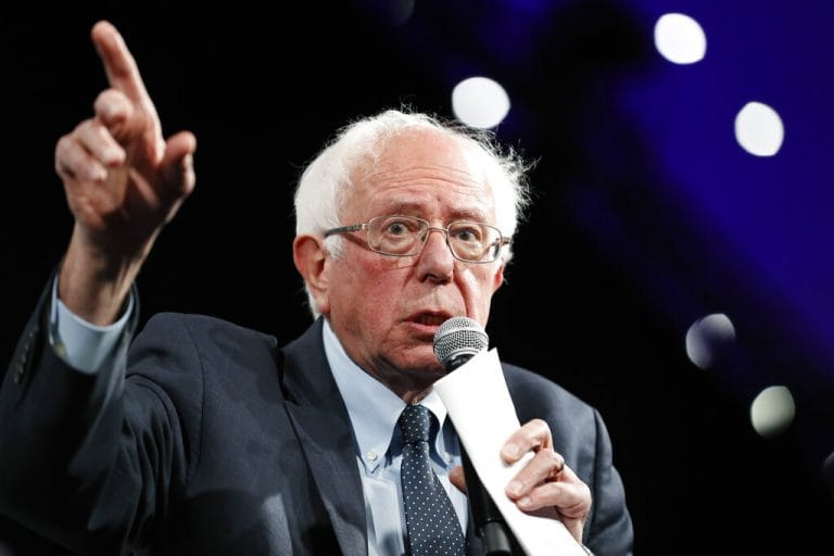 US presidential candidate Bernie Sanders says 'deeply concerned' about situation in Kashmir