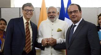 Bill Gates to honour PM Narendra Modi despite Kashmir concerns