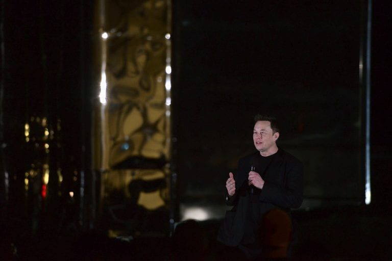 Elon Musk unveils new Mars rocket prototype, expects missions in months