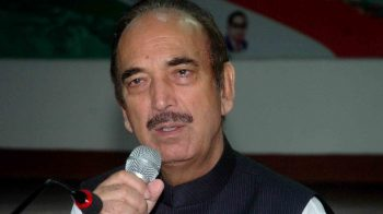 Ghulam Nabi Azad moves Supreme Court over Kashmir curbs, plea to be heard on Monday