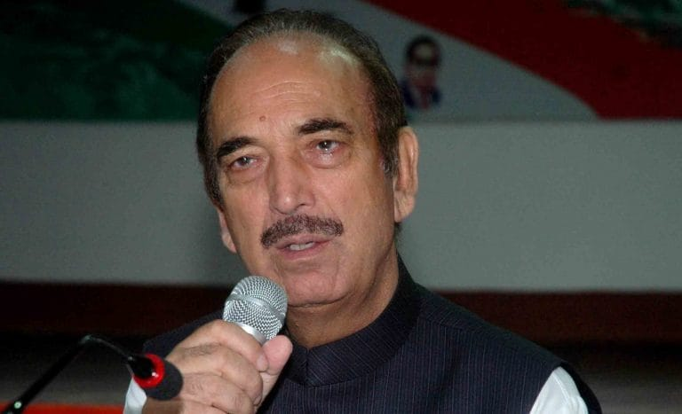 Ghulam Nabi Azad moves Supreme Court over Kashmir curbs, plea to be heard today