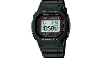 Japan honours Casio's first ever G-shock wrist watches