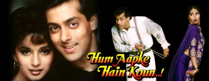 25 years of Hum Aapke Hain Koun...! How the movie sparked a profound shift in Bollywood