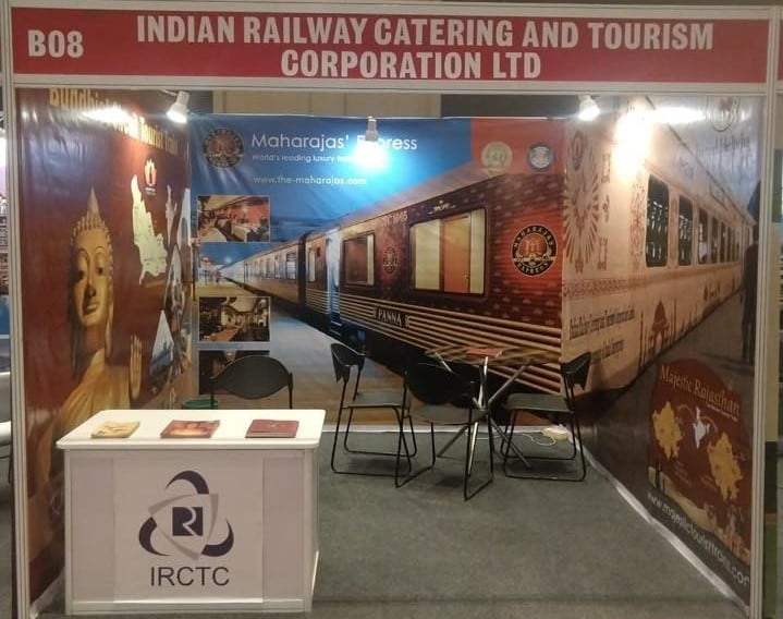 IRCTC's stock price jumped 9 percent to its 52-week high of Rs 789.90. (Company Image)