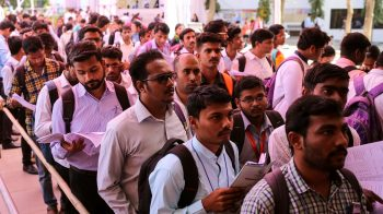 India's May jobless rate at 23.48 percent: CMIE
