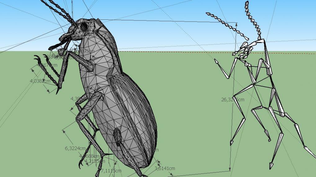 Virtual Reality check for The Metamorphosis