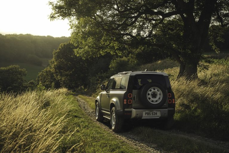 Jaguar Land Rover unveils the all-new Defender