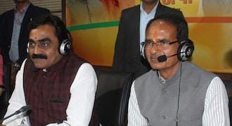 BJP plans campaign against MP govt from September 11