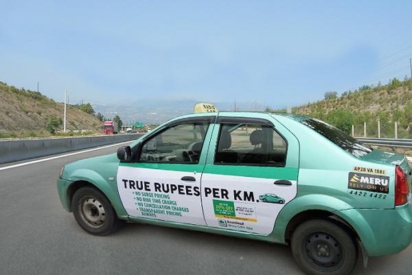 Mahindra & Mahindra to buy 55% stake in ride-hailing firm Meru Cabs