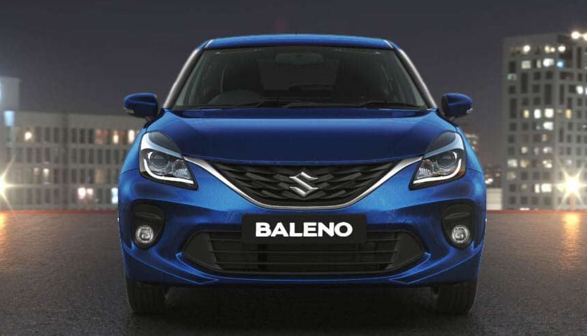 #4: 11,420 units were sold of premium hatchback Maruti Baleno compared to last year's 18,631.