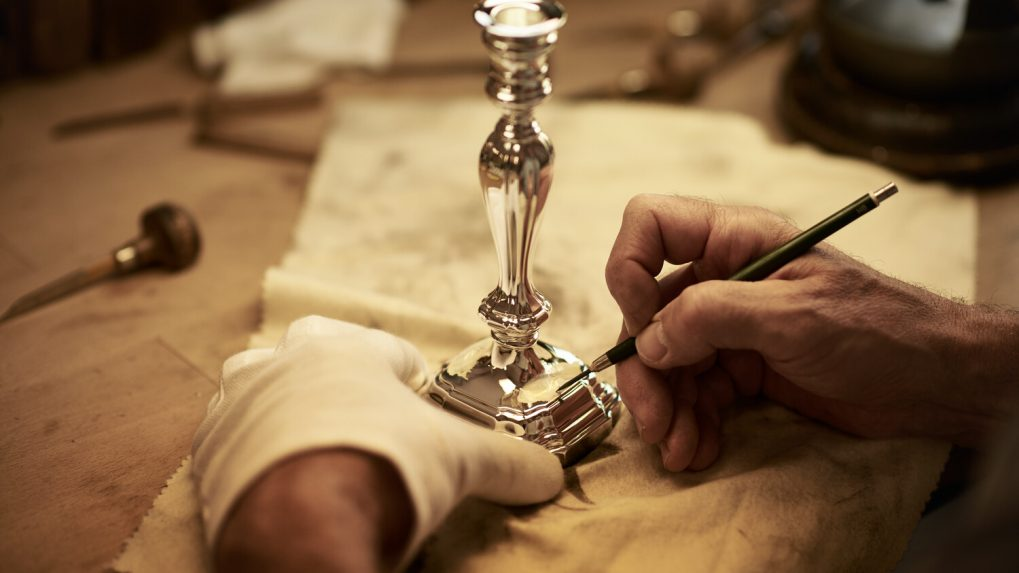 Europe's largest brand of silverware, patronised by the likes of Vladimir Putin and Omani royal family, makes its way to India