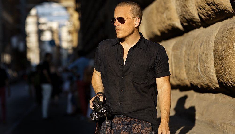 Street style caught on camera: Blogger Scott Schuman of The Satrorialist talks about his new collection on India