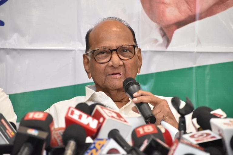 Maharashtra assembly election results 2019: People did not like arrogance of power, says Sharad Pawar