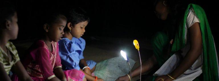 Celebrating Mahatma Gandhi's 150th birth anniversary by keeping the light shining