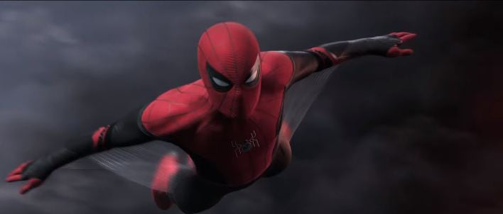 Spider-Man: Far From Home. Total collection: $385,957,588