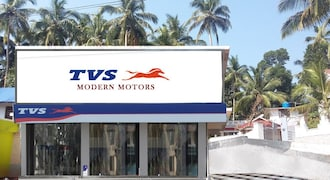 TVS Motor Company share price rises 5% after Q1 results; Should you buy, sell or hold?