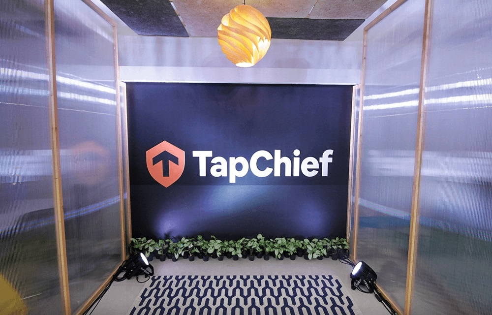 #3 TapChief- Tapchief is a platform connecting individuals in need of advice in a specific domain to individuals who have expertise in the same.
