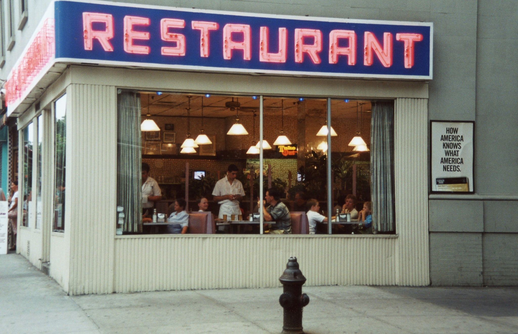 Tom's Restaurant — 'Seinfeld'. Jerry Seinfeld and his friends George Costanza, Elaine Benes, and Cosmo Kramer spent most of their time in either Jerry's apartment or at the 'coffee shop', which in real life is Tom's Restaurant in Manhattan, New York.