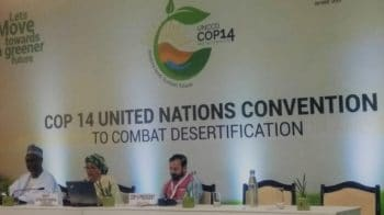 'Delhi Declaration' at desertification summit: So near yet so far