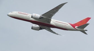 President boards Air India One-B777 aircraft for its inaugural flight to Chennai