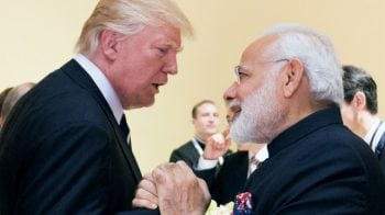 Howdy Modi: 'Am I Invited?'Donald Trump asks PM Modi as India gears up for NBA