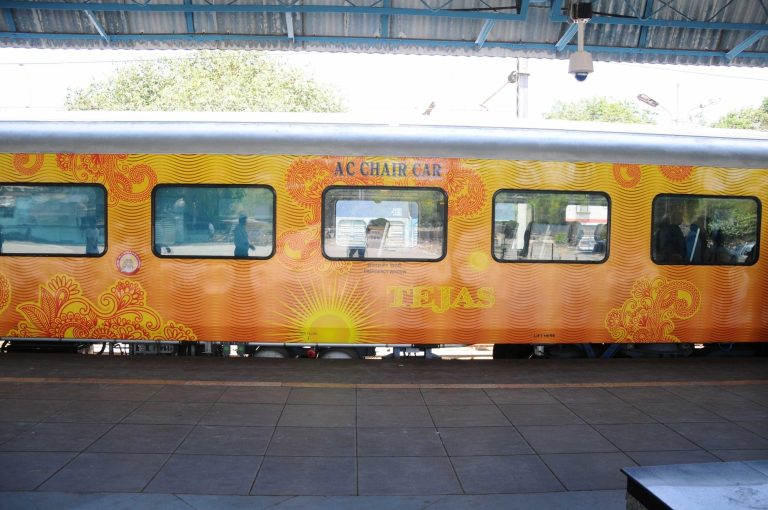IRCTC's Tejas Express receives over 2,000 bookings in first two days