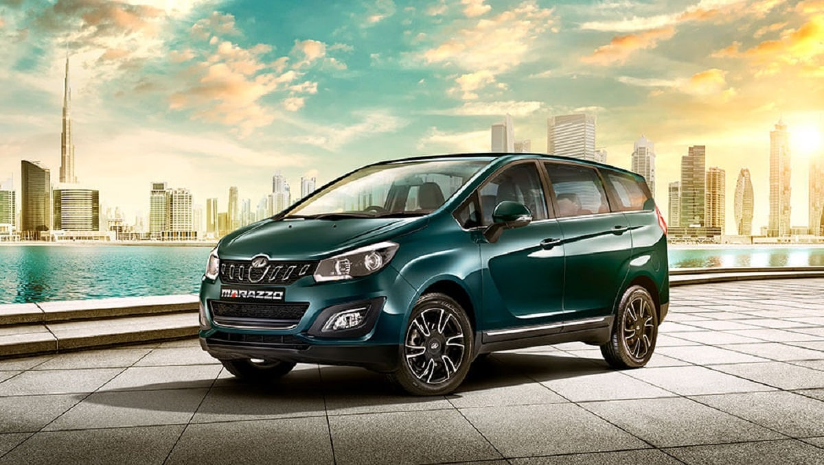 7: Mahindra Marazzo too suffered a serious slump in business after its sales declined by over 27 percent. The company sold 697 units in August compared to the previous month's 956. (Image Source: www.mahindramarazzo.com)