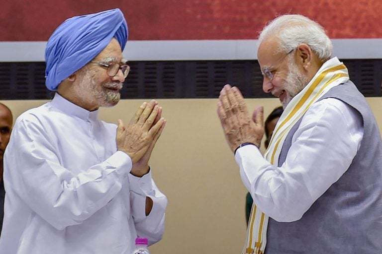 Manmohan Singh suggests 5-point guide to Narendra Modi to revive economy