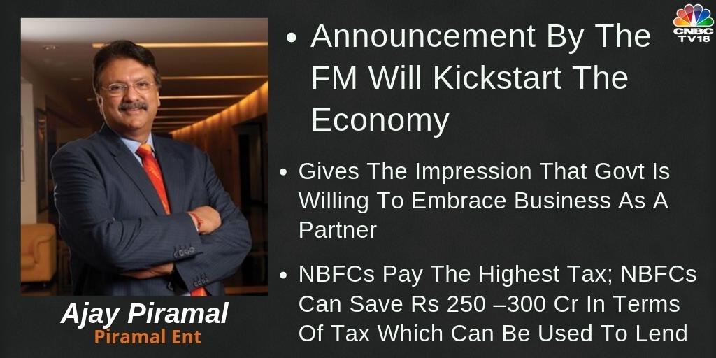 Ajay Piramal, Piramal Enterprises